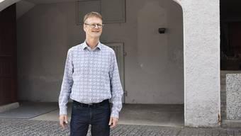 Der Bildungspolitiker Thomas Leitch (SP) aus Wohlen ist seit 1997 im Grossen Rat und damit einer der Dienstältesten.