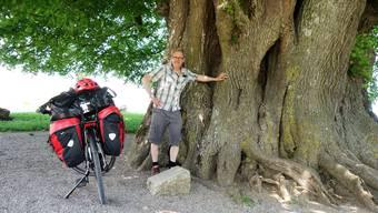 Aargau-Tour mit weniger als 100 Franken Tag 2