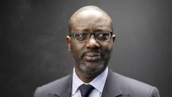 Tidjane Thiam leitete die Credit Suisse von 2015 bis 2020.