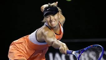 Maria Scharapowa kämpft - jetzt auch gegen Dopingvorwürfe