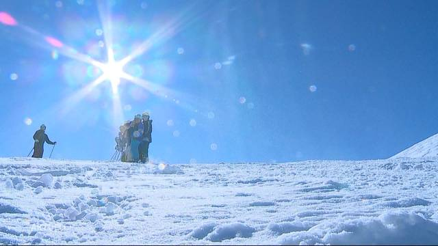 Wetterschmöcker prophezeien einen weissen Winter
