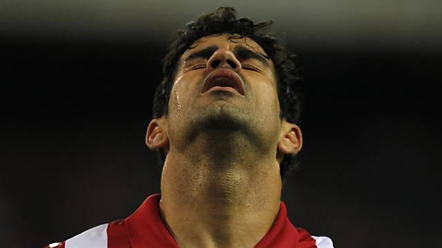 Diego Costa muss sich mit dem Debüt für Spanien gedulden