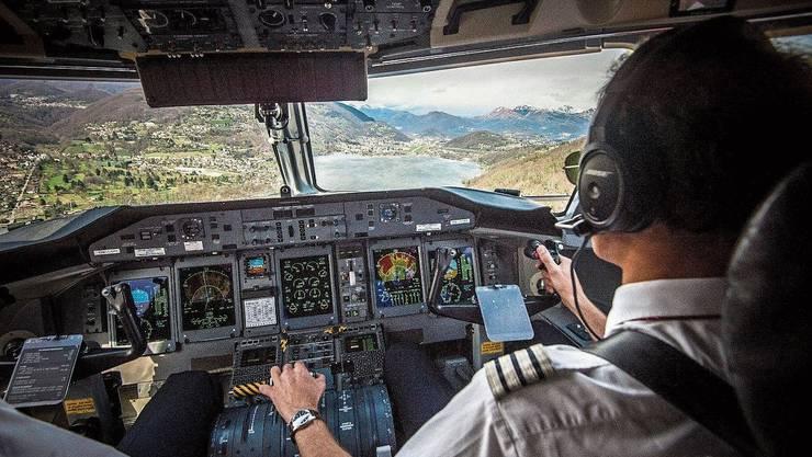 Bis zu 2 Millionen Franken Verlust pro Tag: Swiss hat nur noch wenige Flugzeuge in der Luft.