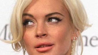 Lindsay Lohan hat einmal mehr Ärger am Hals (Archiv)