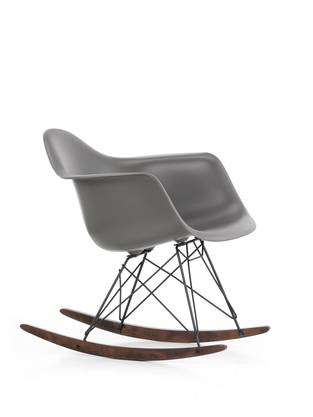 Plastic Armchair, Charles & Ray Eames.