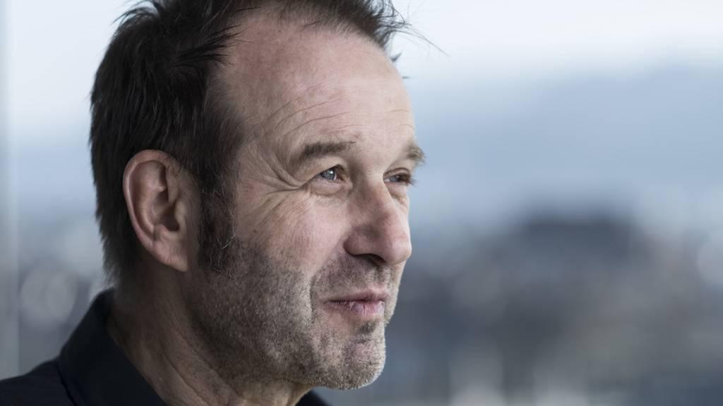Happy Birthday: Nach einem grossen Interview und entsprechend turbulenten Tagen feiert Kuno Lauener, Frontmann von Züri West, heute seinen 60. Geburtstag.