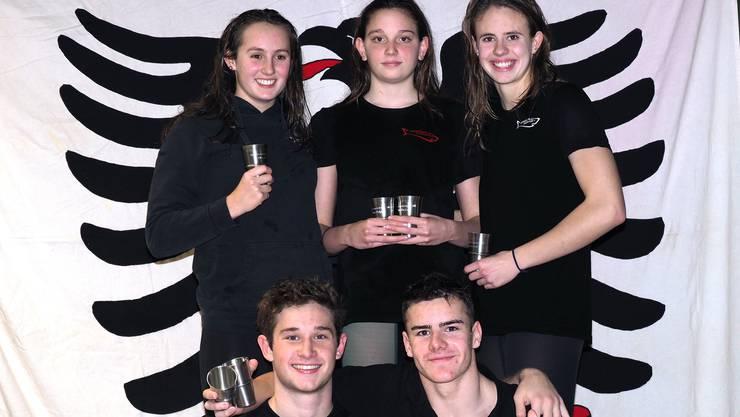 Das Aargau Open verlief für den Schwimmclub Aarefisch nicht nur organisatorisch, sondern vor allem auch sportlich sehr erfolgreich.