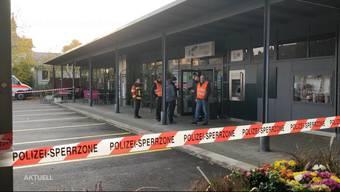 Bankomaten-Knacker machten Ende September und Anfang Oktober unsere Region unsicher. Jedoch waren sie mit den Sprengungen nicht immer erfolgreich. Nun haben es unbekannte Täter in Bellach wieder versucht und wären dabei fast erwischt worden.