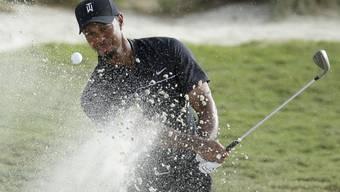 Tiger Woods spielt wieder