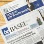 Die bz: Ihre Zeitung für die ganze Region Basel.