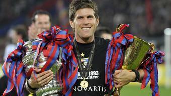 Der FC Basel verabschiedet seine Legenden