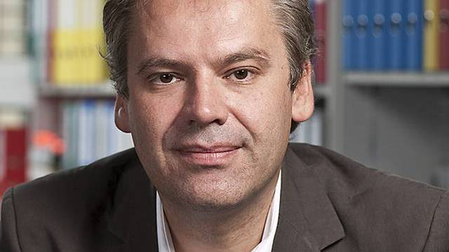Patrick Mathys vom Bundesamt für Gesundheit (Archiv)