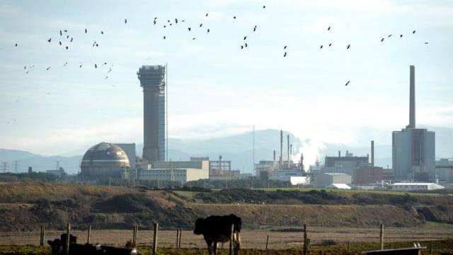 Atomanlage Sellafield in Grossbritannien (Archiv)