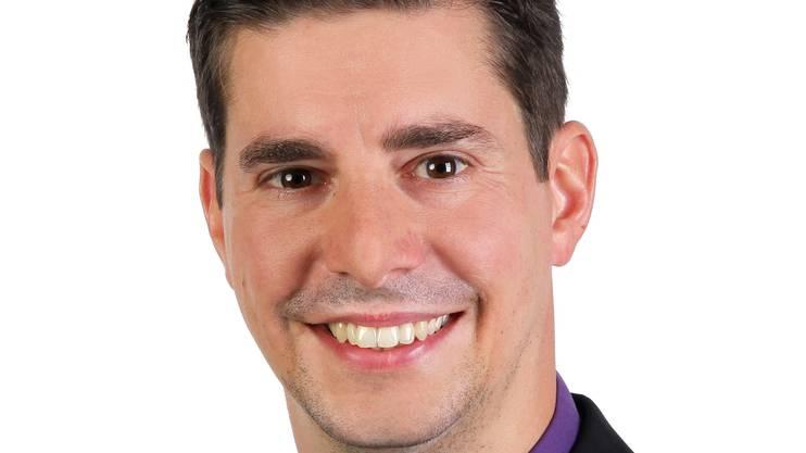 Reto Tschudin, Leiter Betreibungs- und Konkursamt Baselland