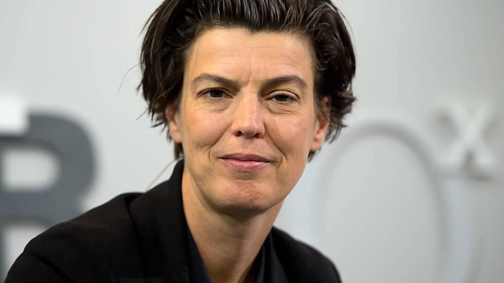 Die Publizistin Carolin Emcke erhält den Friedenspreis des Deutschen Buchhandels 2016. (Archivbild)