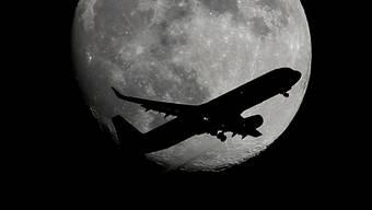 Die Passagierzahlen zeigen nach oben (Symbolbild)