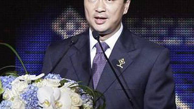 Thailands Ministerpräsident Abhisit Vejjajiva als Gastgeber