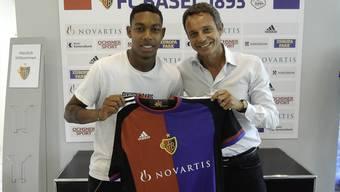 Jean-Paul Boëtius wechselt für 4 Jahre zum FC Basel.