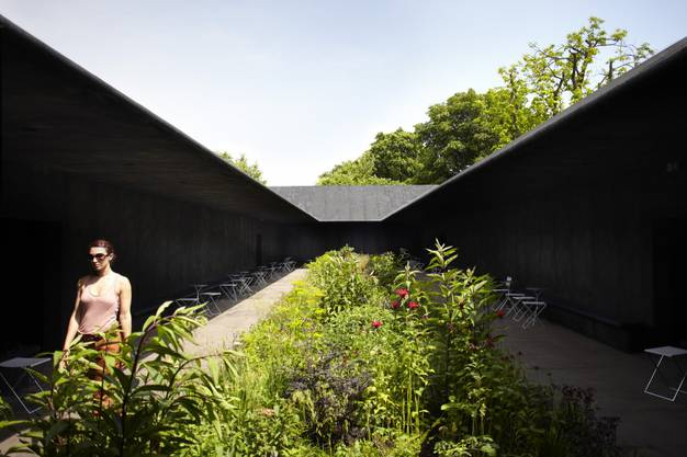 Pavillon Serpentine Gallery, (London) 2011
