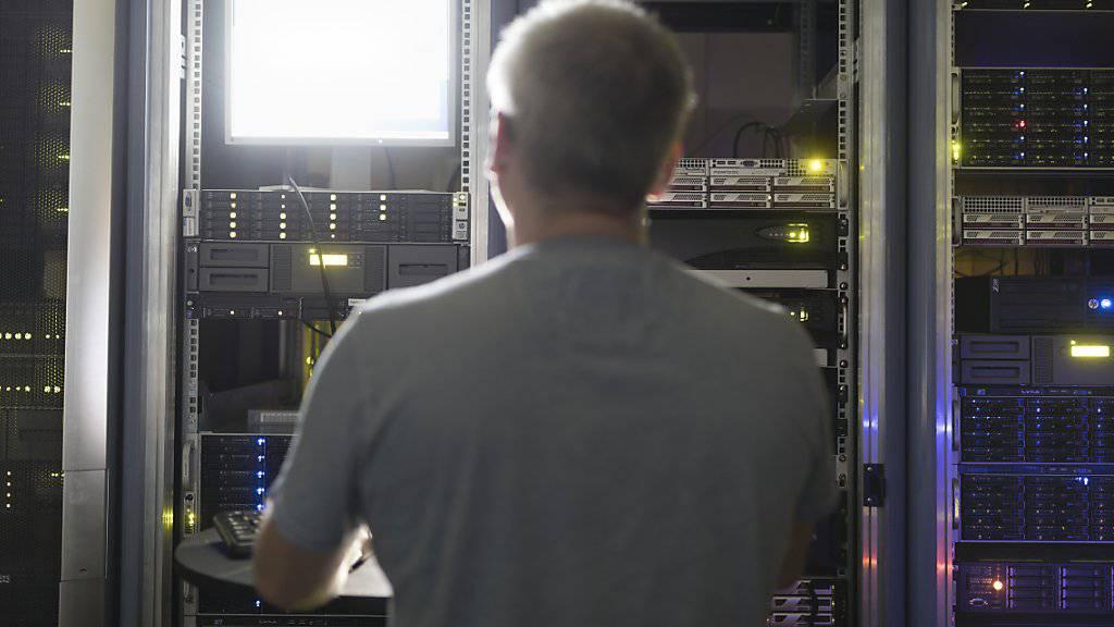 Lohnerhöhung in Aussicht: Schweizer Unternehmen sehen 2018 Salärerhöhungen für IT-Fachleute vor. (Symbolbild)