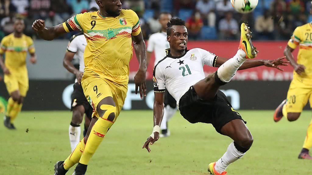 Was passiert mit der ghanaischen Nationalmannschaft?