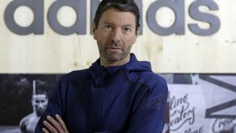 Scheint alles richtig zu machen: Der neue Adidas-Chef Kasper Rorsted. (Archiv)