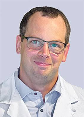 Dr. med. (H) Tamás Zsoldos, Leitender Arzt Spine Unit