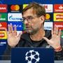 Jürgen Klopp muss mit Liverpool gegen Atlético Madrid das 0:1 aus dem Hinspiel wettmachen