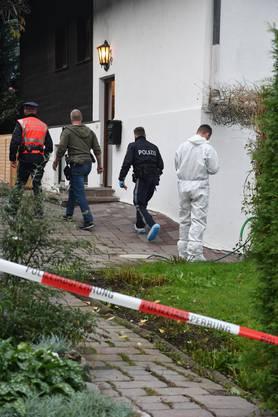 Die Taten beging er in diesem Haus - es ist das Haus der Opferfamilie.