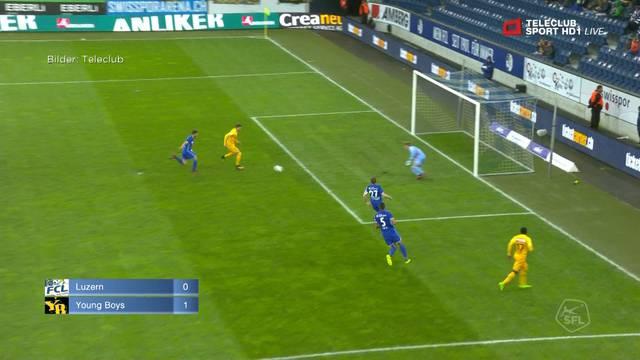 FCB vs Thun / FCZ vs GC / Luzern vs YB