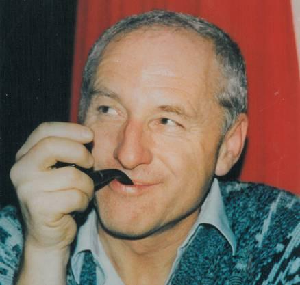 - Makrus Fischer über GVK-Gründer Josef Eichholzer (Bild.)