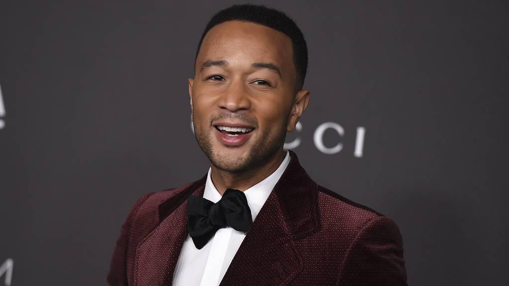 John Legend ist Sexiest Man Alive
