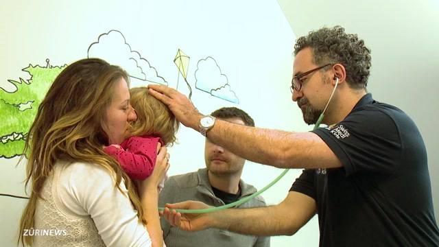 Grippewelle trifft vor allem Kleinkinder
