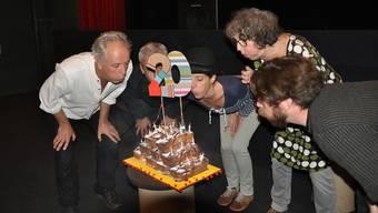 Zauberlaterne feiert 20-Jahr-Jubiläum