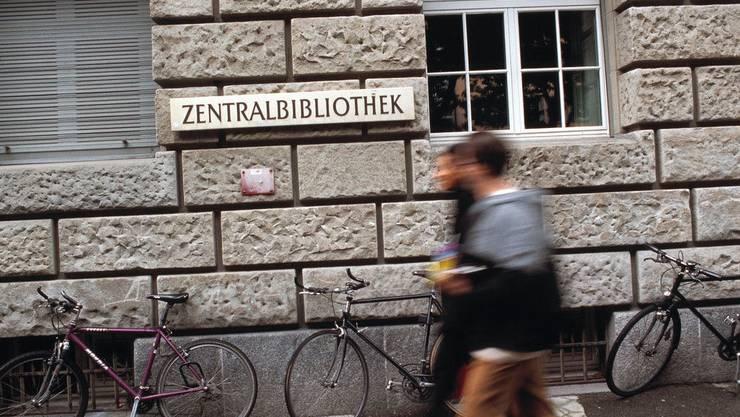 Zürcher Zentralbibliothek (Archiv)