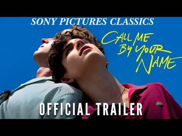 Der Filmtrailer zu «Call Me By Your Name»