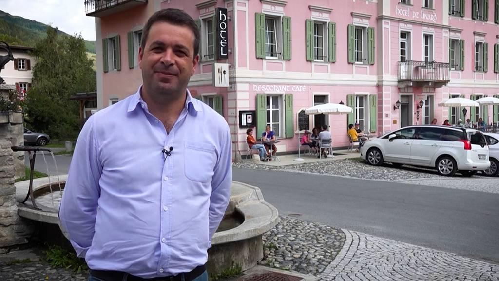 Flucht ins Glück: Vom Saisonnier zum Hoteldirektor