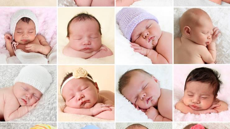 Viele Babys