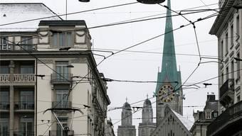 Die Zürcher Landeskirchen befürchten bei einem Ja zur USR III Steuerverluste zwischen 7 und 9 Prozent.Johanna Bossart