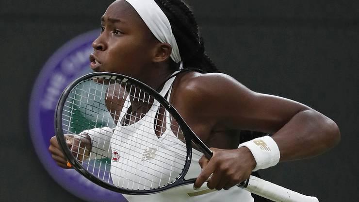 Der Sieg über Venus Williams liess aufhorchen. Es folgten weitere.
