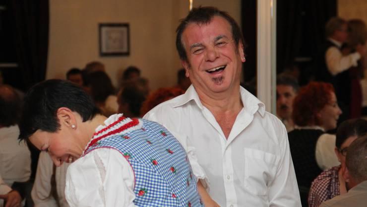 Tanzlust von Ana und Michele