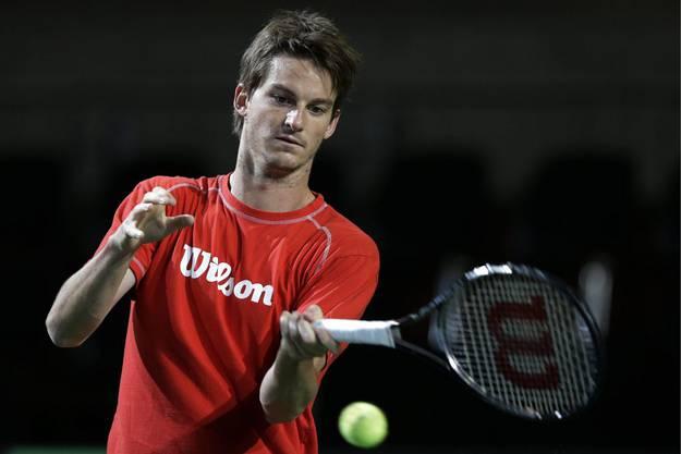 Adrien Bossel belegt aktuell Rang 324 in der ATP-Weltrangliste.