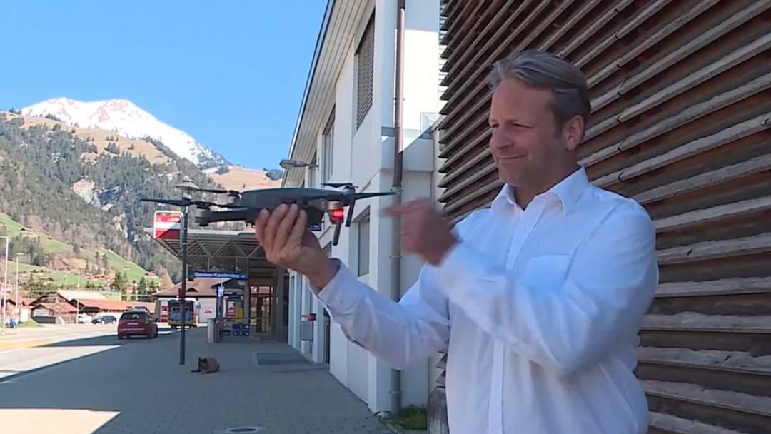 Rechtsexperte gibt Drohnen zum Abschuss frei