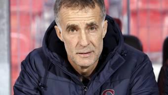 Der frühere Servette-Trainer Meho Kodro ist neuer Trainer von Lausanne Stade-Ouchy