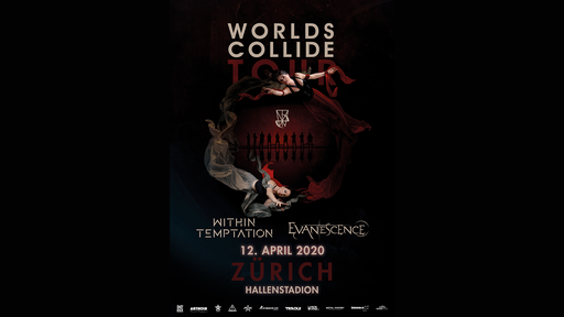 Within Temptation/ Evanescence - Die beiden grössten Symphonic Metal Bands vereinen sich!