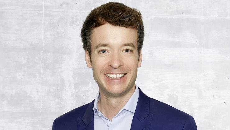 Der Rechteste: Adrian Schoop.