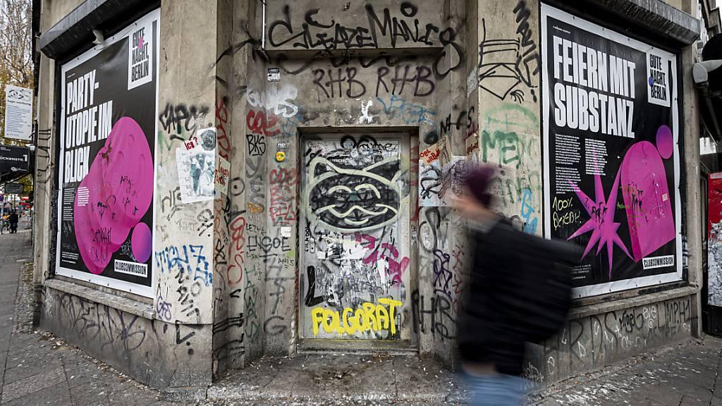 Betrieb in Berliner Clubs geht langsam wieder los