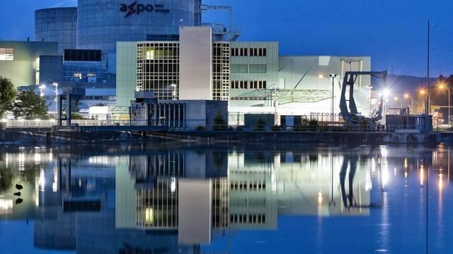 Das dienstälteste Atomkraftwerk der Schweiz: Das AKW Beznau im Kanton Aargau (Symbolbild)