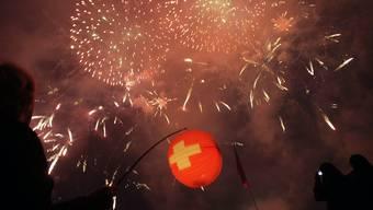 Weder ein Feuer noch Feuerwerk darf an der diesjährigen 1.-August-Feier gemacht werden.