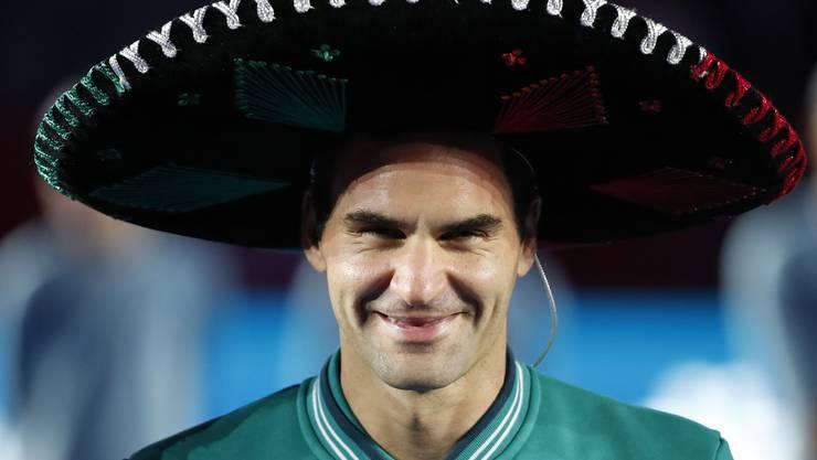 Roger Federer reiste in 7 Tagen durch fünf Länder Lateinamerikas, und damit in eine Region, die derzeit von sozialen Unruhen destabilisiert sind.